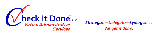 Check It Done Virtual Assistant Services